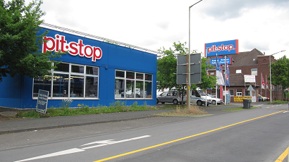 pit stop eisenhüttenstadt