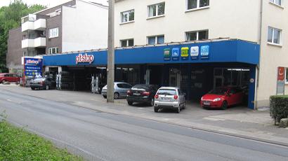 Jobcenter Köln Luxemburger Str. 121